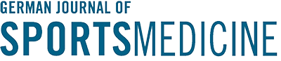 Logo des German Journal of Sports Medicine