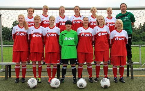 Frauenmannschaft - Kreisliga