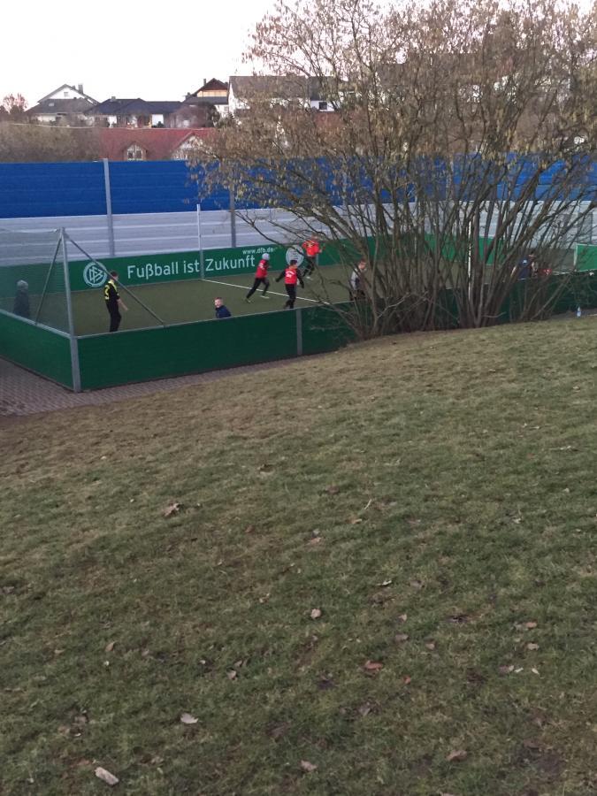 DFB-Spielfeld