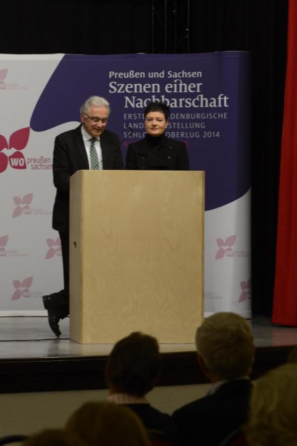 Dr. Kurt Winkler und Brigitte Faber-Schmidt