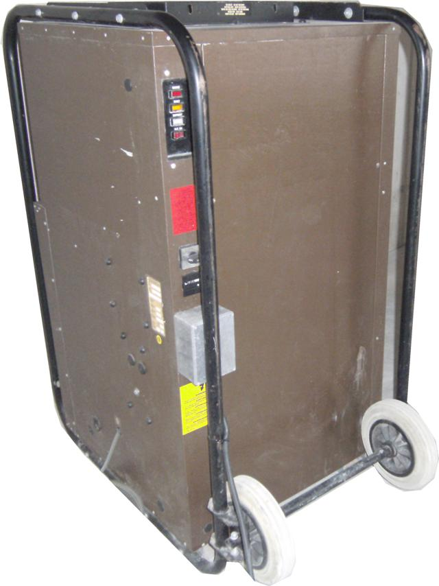 Industrietrockner TTK 1500