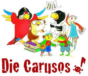 © Foto: Kita Spatzennest - Logo Die Carusos