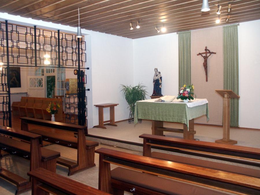Die Hauskapelle