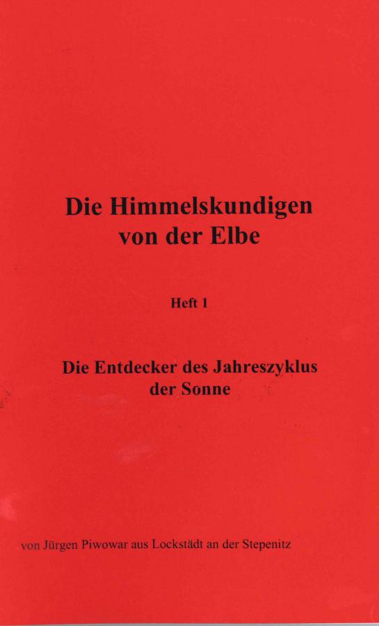 Die Himmelkundigen von der Elbe