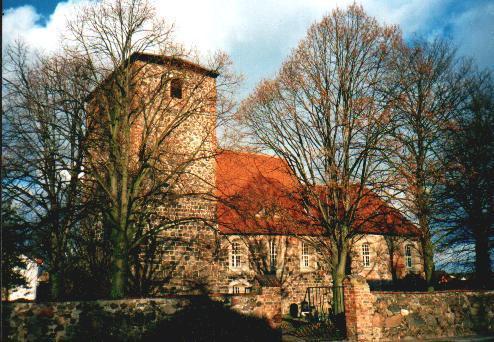 Die Kirche von der Südseite