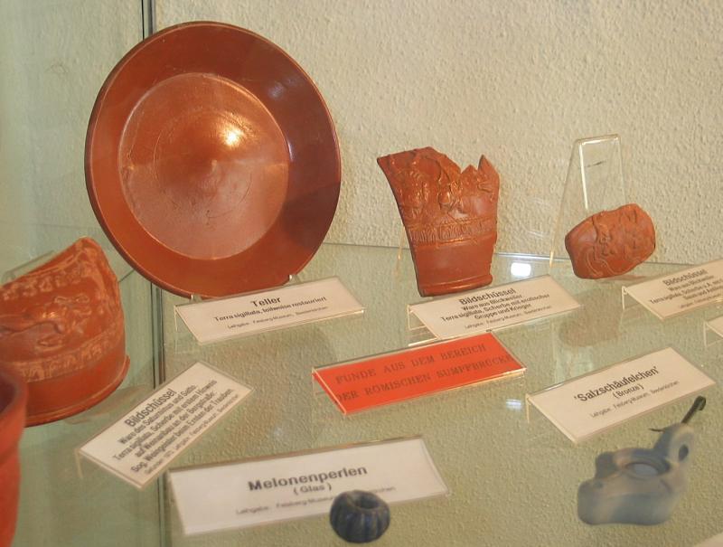 Die Römer in Bickenbach