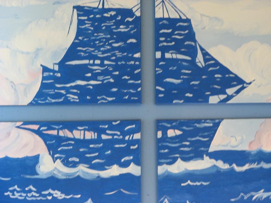 Magritte, Die Verführerische