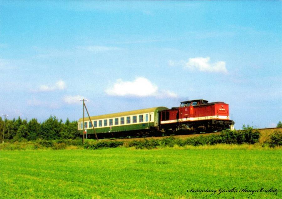 Diesellok der BR 202