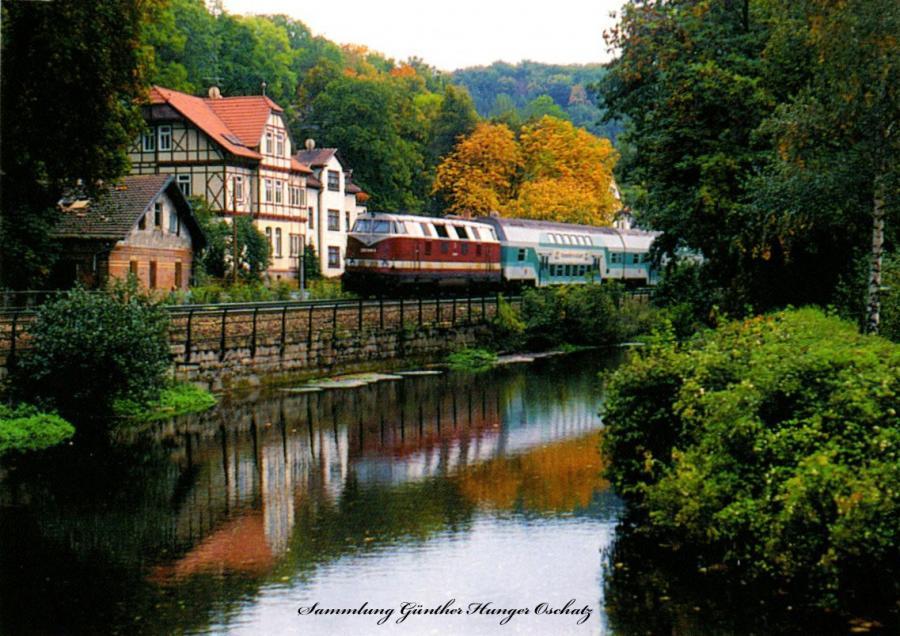 Herbst im Thüringer Wald