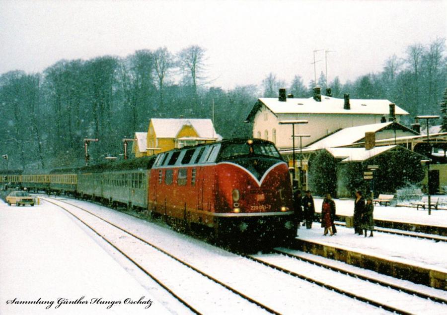 Winter in Schleswig-Holstein