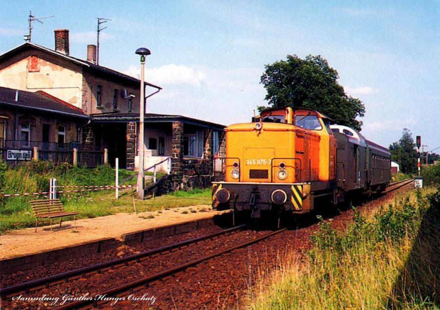 Diesellokomotive 345 975