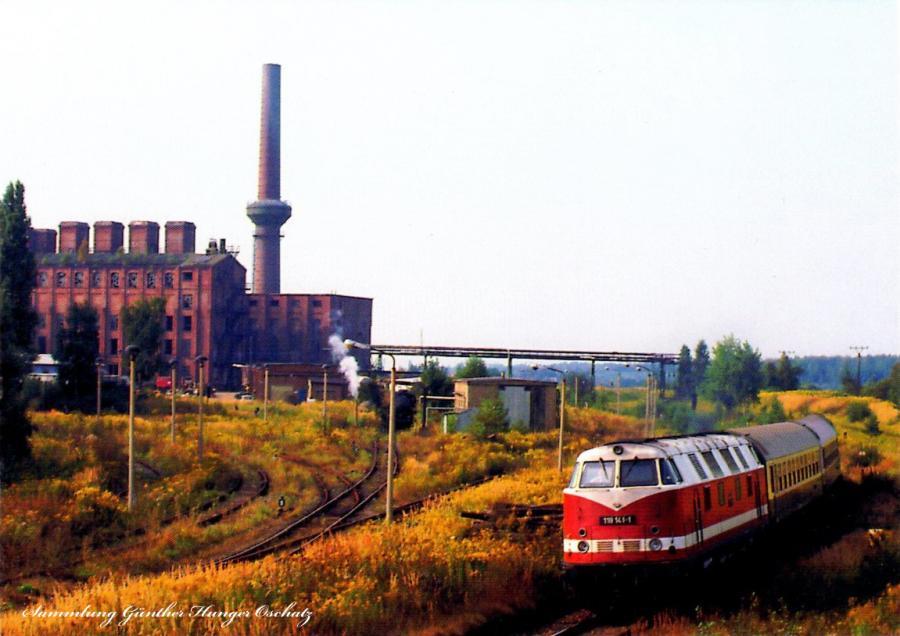 Diesellokomotive 118 141