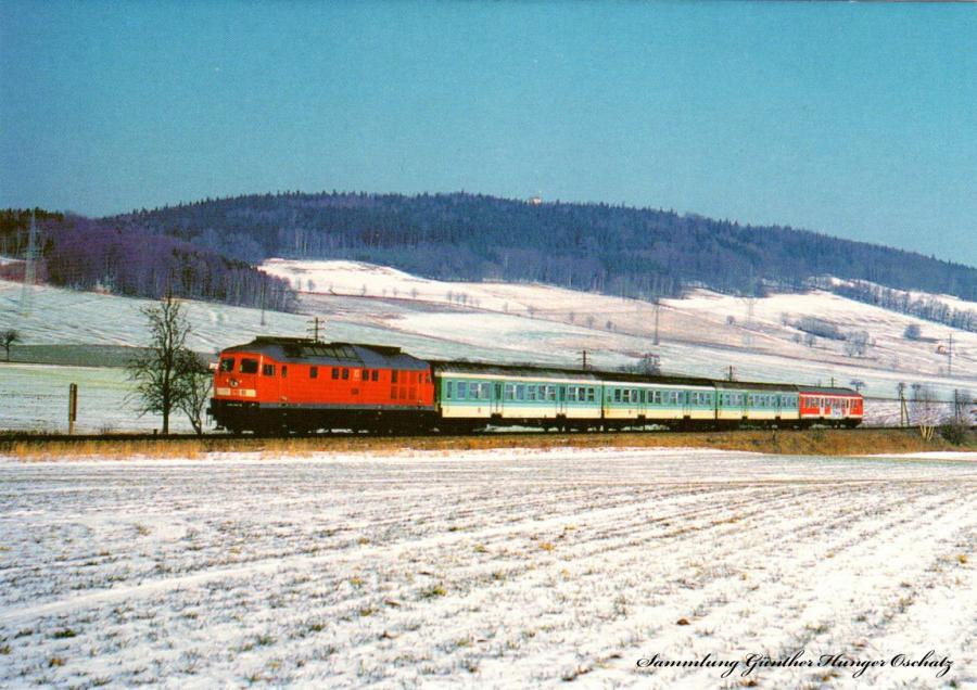 Diesellokomotive der BR 232