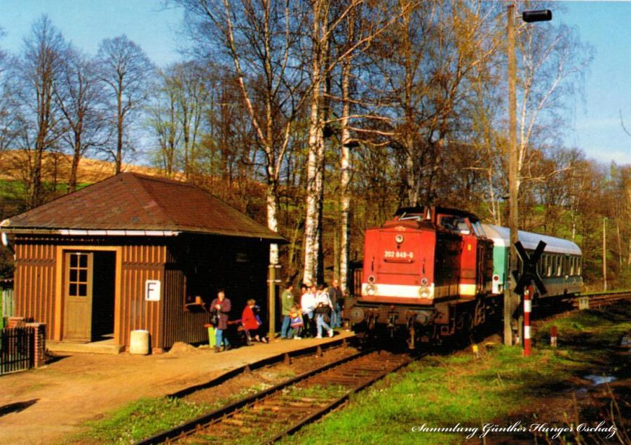Diesellokomotive 202 842