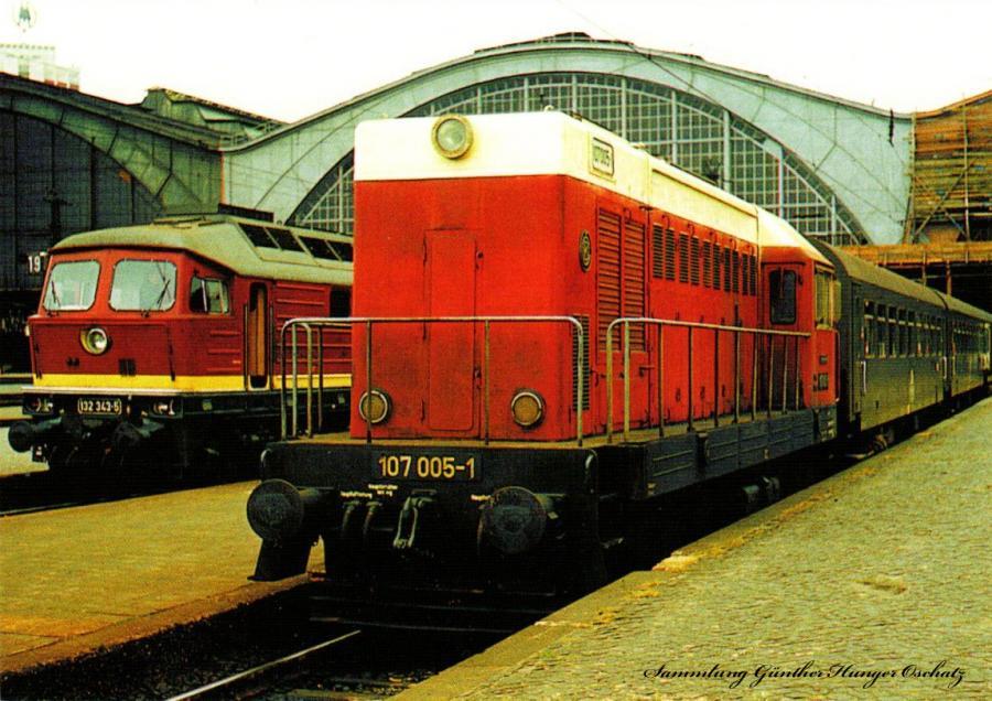 Diesellokomotive 107 005