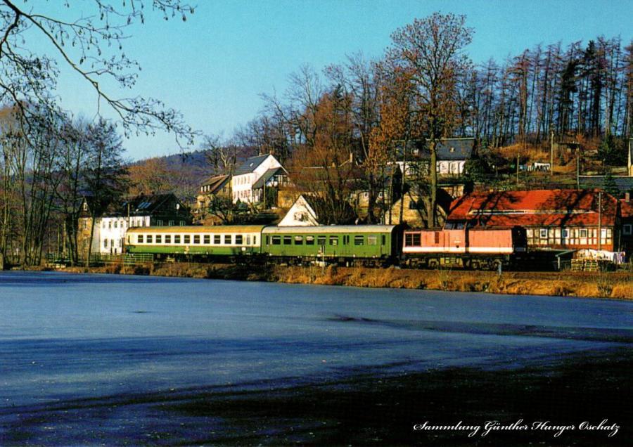 Diesellokomotive der BR 202