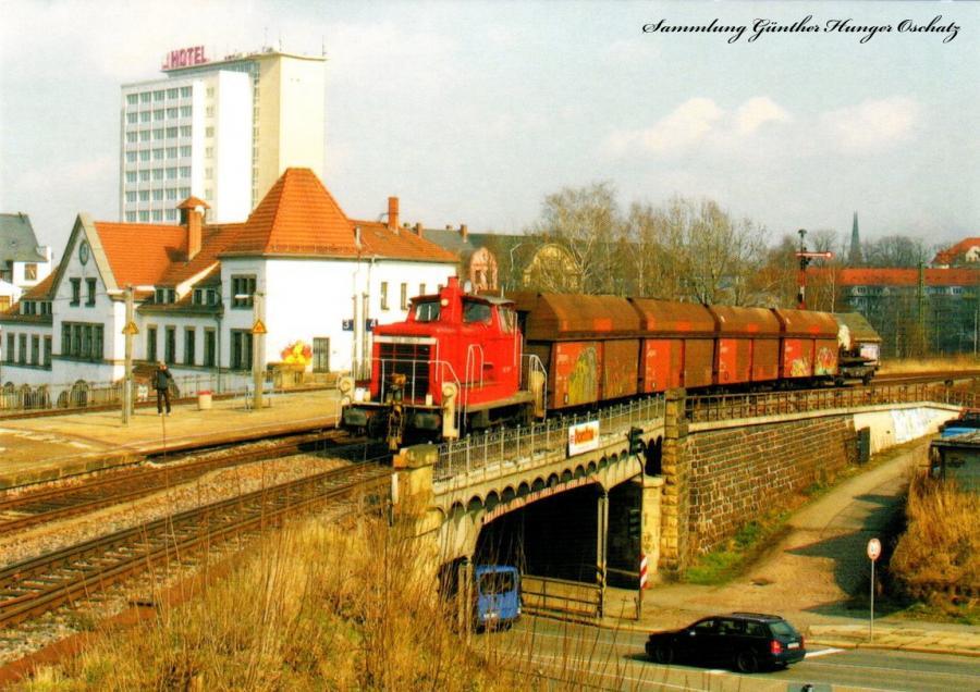Diesellokomotive 262 385