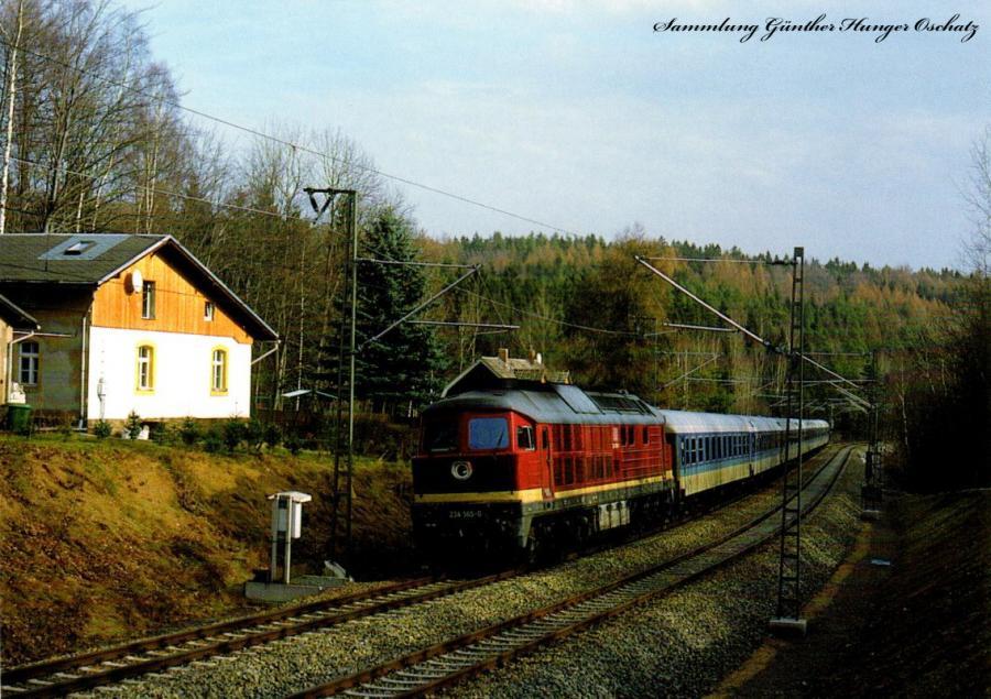 Diesellok 234 565