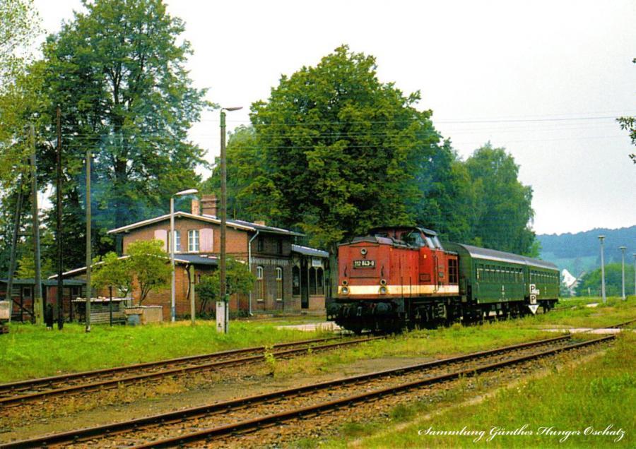 Diesellokomotive 112 843