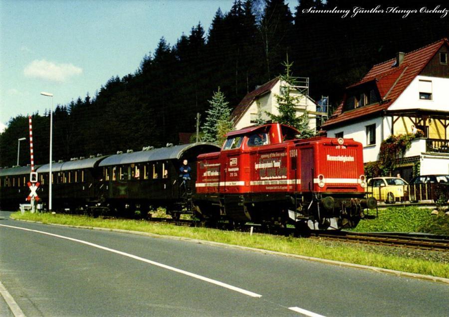 213 334 (Rennsteigbahn)