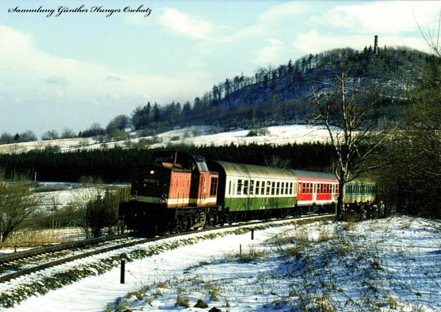 Diesellokomotive 202 342