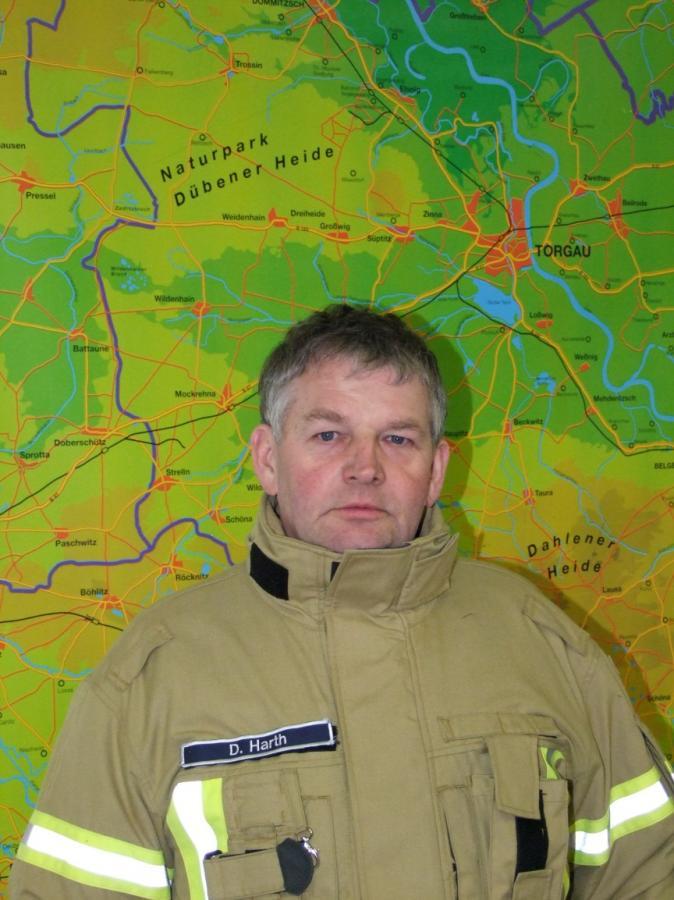 Dietmar Harth