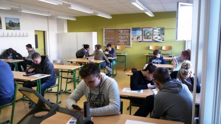 Digitales Lernen im Unterricht