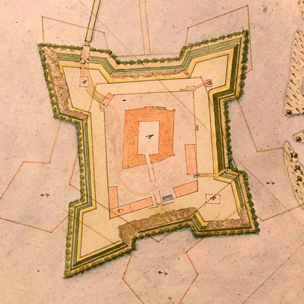 Festungsplan_Dillich