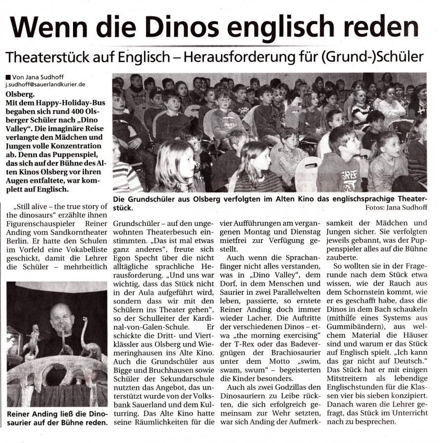 Dino-Theater