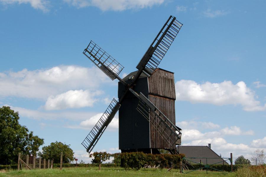 Dippesche Mühle in Ausleben