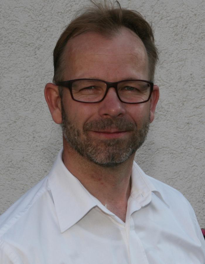 Ortsbürgermeister Dirk Ballhorn