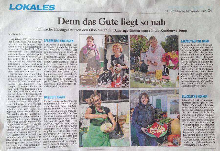 DK-Artikel vom 28.09.2015