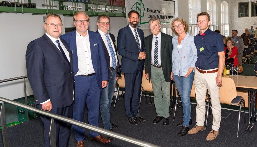Gäste Deutscher Landschaftspflegetag 2019