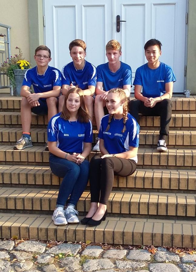 Junioren WM Team DLRG