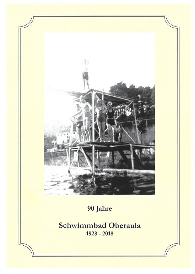 90 Jahre Schwimmbad Oberaula