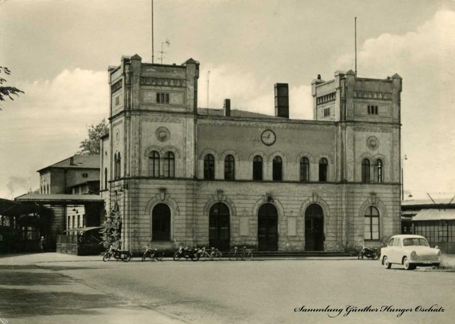 Döbeln Bahnhof
