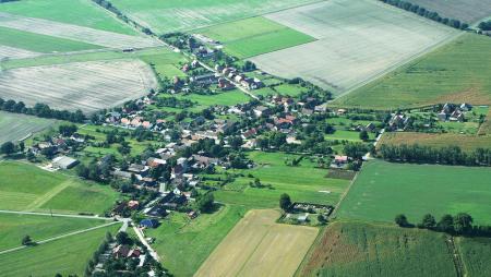 Dörrwalde Luftbild