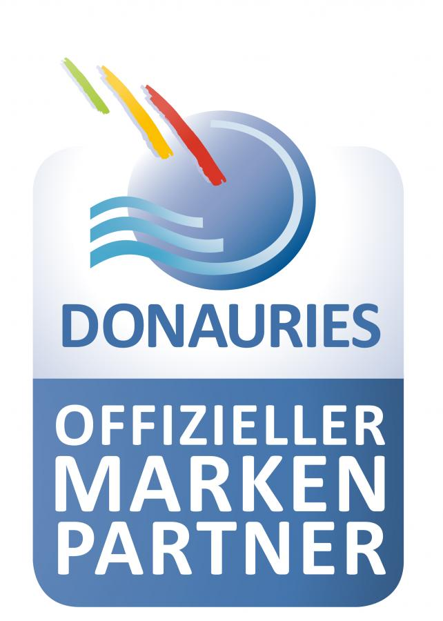 Offizieller Markenpartner DONAURIES