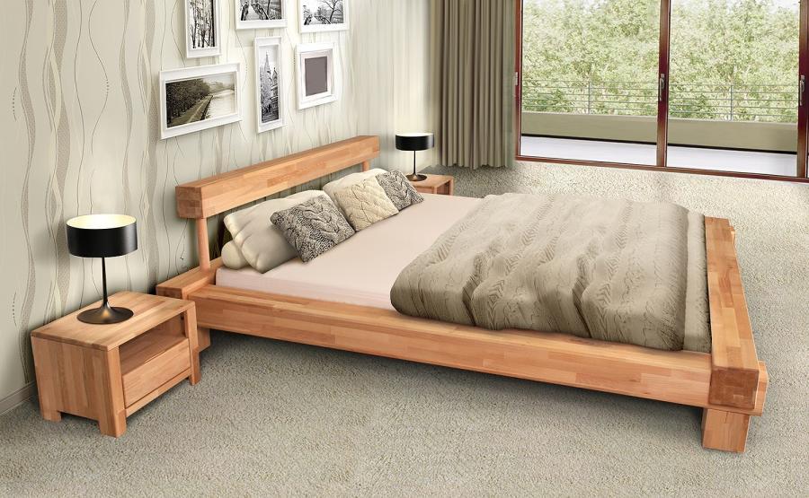 gebrauchtes Doppelbett