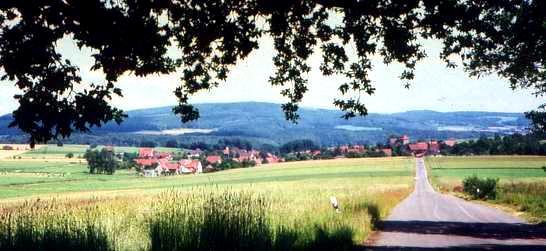 Dorfblick Hemelgasse