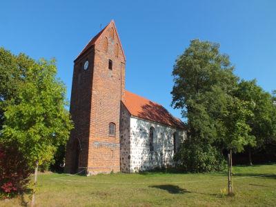 Dorfkirche Buckow bei Großwudicke1
