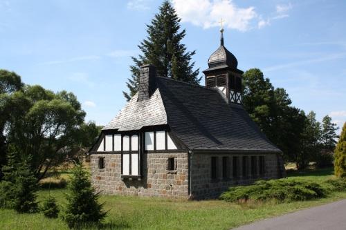 Dorfkirche in Jämlitz