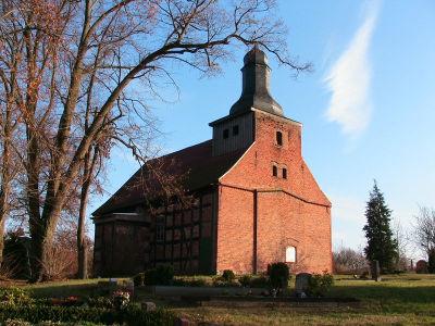 Dorfkirche Landin1