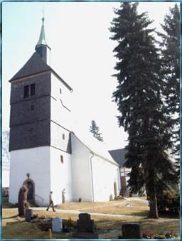 Dorfkirche Stürza