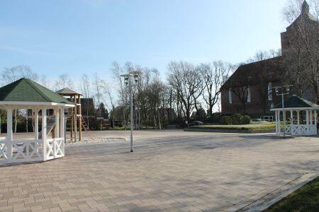 Dorfplatz Osteel