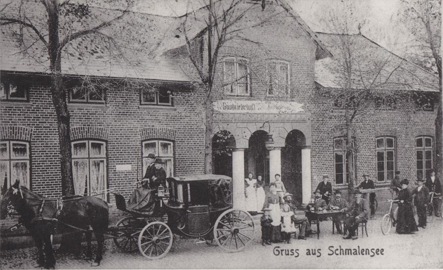 Dorfstraße 13 - Saggau