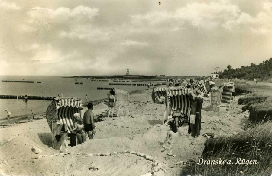 Dranske a. Rügen 1958