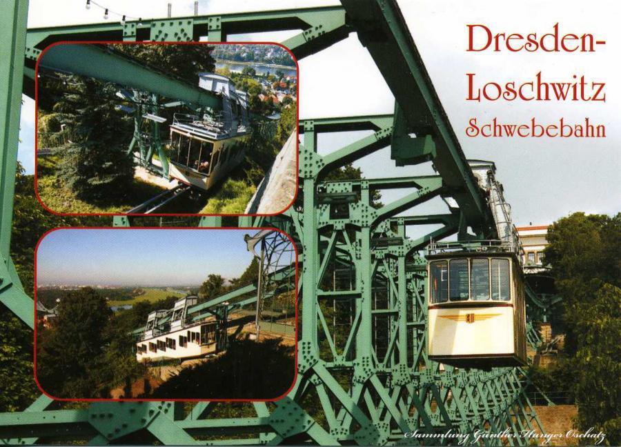 Dresden-Loschwitz Schwebebahn