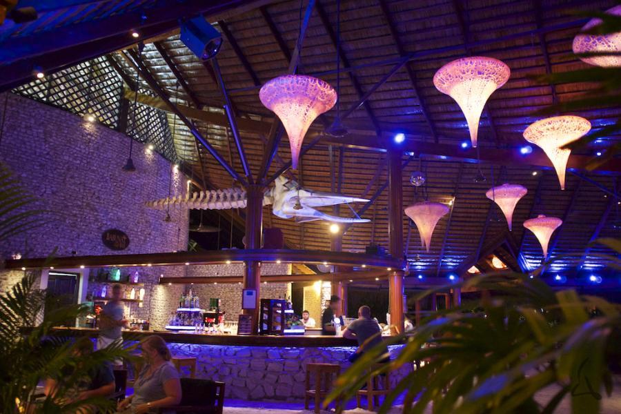 Malediven Restaurant