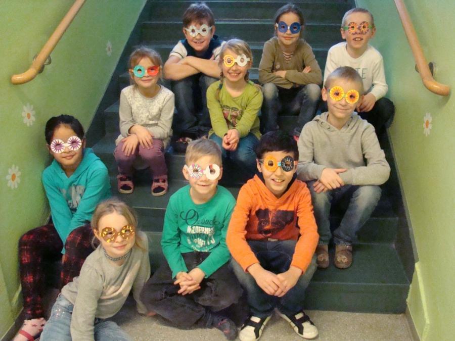 lustige Brillen